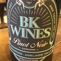 カーボニック ピノ・ノワール 2020 / 赤 / BKワインズ / オーストラリア・アデレード ヒルズ / SO2 total 30mg/l
