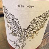マジック ポーション 2019 / ロゼ泡 /ヴィニエス トルトゥーガ / スペイン・ラボス / SO2無添加