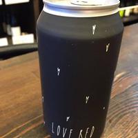 Love Red Can 2019 375ml● ラブ レッド 缶/ 赤 /ブロック・セラーズ / 米カルフォルニア / SO2 9mg/L