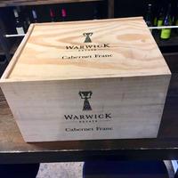 【 初売り】重厚な木箱付き、南アフリカナチュラルワイン5本セット