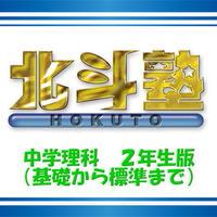 中学理科【標準編】2年生版 自宅ネット学習 e-school(1ヵ月更新版)