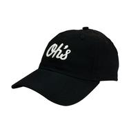 """Oh's CAP """"BLACK"""""""