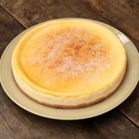 チーズケーキ グラノーラのせ