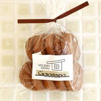 クッキー 10枚入(シナモン)