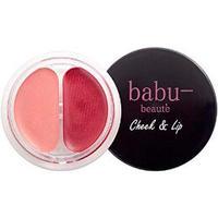 babu–beaute バブーボーテ チークアンドリップ