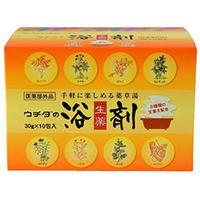 ウチダの浴剤 1箱(30g×10包)