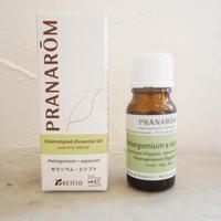 PRANAROM エッセンシャルオイル ゼラニウム・エジプト