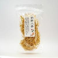 運龍堂 朝鮮人参茶 (全形) (日本産)