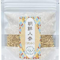 運龍堂 朝鮮人参茶 (刻み) (日本産)