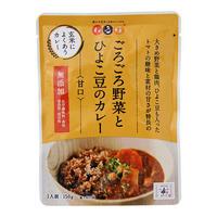 結わえる ごろごろ野菜とひよこ豆のカレー(甘口)