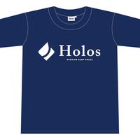 Holosロゴ入りオリジナルTシャツ