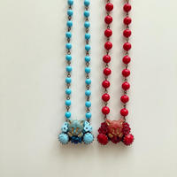 〖NECKLACE〗いただきますネコのネックレス
