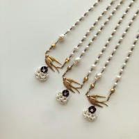 〖NECKLACE〗つばめメタルネックレス