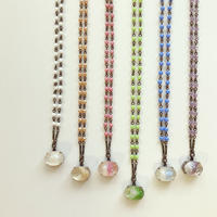 〖NECKLACE〗ソーダみたいなネックレス 各色