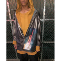 prasthana:strings hooded shirt_extraordinary