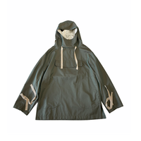 hang strings salvage parka