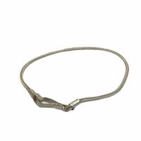 iolom:io-02-013A bracelet silver chain