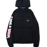 【have a good time】I HAVE A DREAM HOODED NYLON JACKET