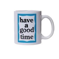 【have a good time】BLUE FRAME MUG