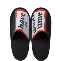 【have a good time】FRAME SLIPPERS