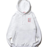 【have a good time】MINI FRAME PULLOVER HOODIE