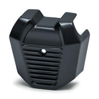 Precision Coil Cover black 6467