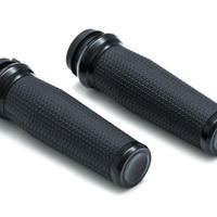 Thresher Grips for Electronic Throttle  Satin Black 5943