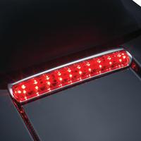 Tour-Pak Lid Light  Chrome 6706