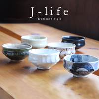 J-life 抹茶碗 全6柄