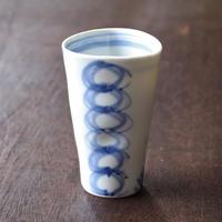 MINO藍 三角タンブラーカップ