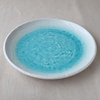 白流水 9.0丸皿