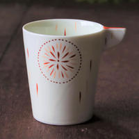 花火 エンジェルマグカップ 和カフェマグカップ