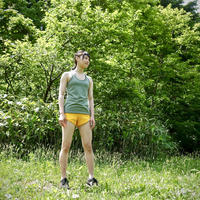 nihil /  Barra Short / Safron Ynllow