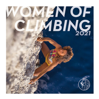 WOMEN of CLIMBING カレンダー 2021