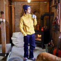 yetina / fullzip hoodie
