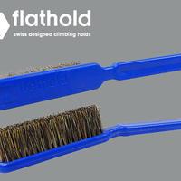 Flathold Brush Medium  フラットホールド ブラシ ミディアム