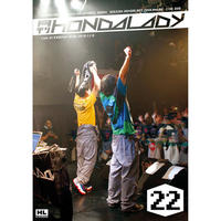 "LIVE DVD「22」 HONDALADY presents (in a)MODEL ROOM""月刊HONDALADY増刊号"""