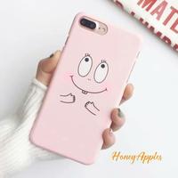 バーバパパ  iPhoneケース Pink ハードケース