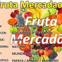 (メール便対応400gまで)ブラジル フルッタ・メルカドン ナチュラル 100g 中煎り