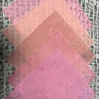 韓国生地 チマチョゴリシルク 1ポジャギ材料