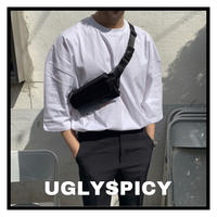 UGLY SPICY  ボディバック
