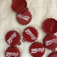 コカ・コーラキャップ赤1個