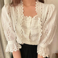 country vintage blouse