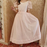 baby pink dreaming dress