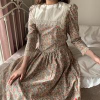 sweet flower princess dress