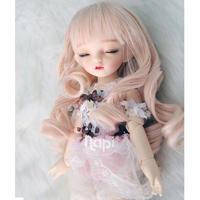 【BJD 1/6カスタムドール】Sleeping Karou お洋服&ウィッグフルセット