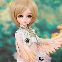 【BJD 1/6カスタムドール】アルクイリー ファンタジー お洋服&ウィッグフルセット