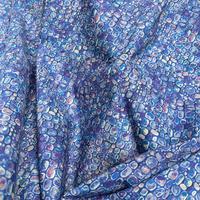 説明欄確認要◆輸入 リバティ LIBERTY タナローン Morris Blue モリス ブルー 約130×50cm