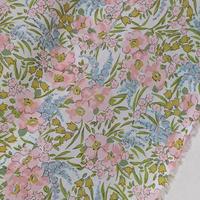 ◆輸入 リバティ LIBERTY タナローン Swirling Petals スワイリングペタルス 約135×50cm