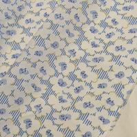 ◆輸入 リバティ LIBERTY タナローン Deckchair Daze デッキチェアデイズ ブルー 約135×50cm